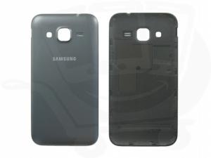 Samsung G360F, G361F Galaxy Core Prime kryt baterie černá / šedá