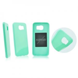 Pouzdro JELLY CASE FLASH Samsung i9500, i9505 Galaxy S4 mint