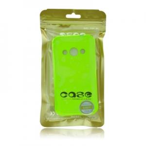 Pouzdro JELLY CASE FLASH Microsoft / Nokia 540 Lumia limetka