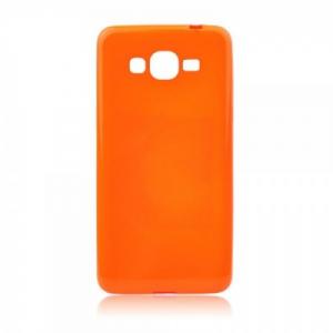 Pouzdro JELLY CASE FLASH Sony Xperia M5 E5603 oranžová fluo