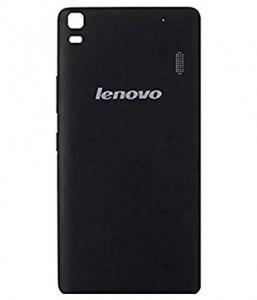Lenovo A7000 kryt baterie + boční tlačítka černá