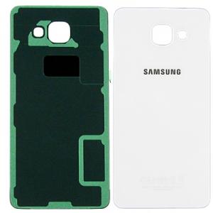 Samsung A510 Galaxy A5 (2016) kryt baterie + lepítka bílá
