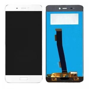 Dotyková deska Xiaomi Mi5 + LCD bílá