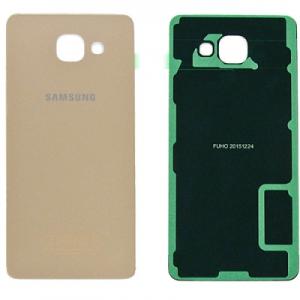 Samsung A510 Galaxy A5 (2016) kryt baterie + lepítka zlatá