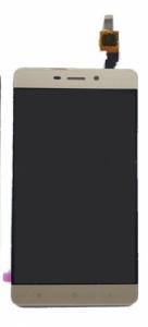 Dotyková deska Xiaomi Redmi 4 + LCD zlatá