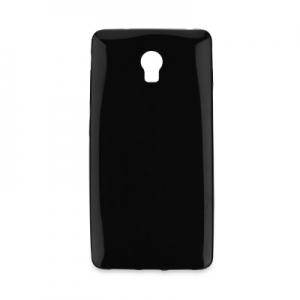 Pouzdro JELLY CASE BRIGHT 0,3mm LG K8 K350 černá