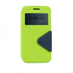 Pouzdro FANCY Diary ROAR LG G5 H850 barva limetka