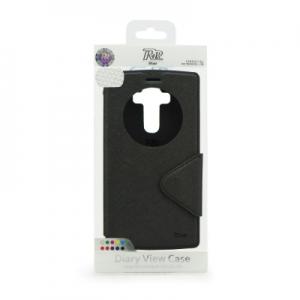 Pouzdro FANCY Diary ROAR LG G5 H850 barva černá