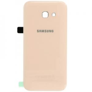 Samsung A520 Galaxy A5 (2017) kryt baterie + lepítka originál růžová