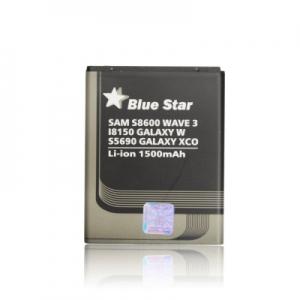 Baterie BlueStar Samsung i8150, S8600, S5690 1500mAh Li-ion