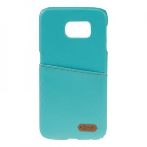 Pouzdro ROAR Noble Skin Sony Xperia Z3 D6603 barva světle modrá