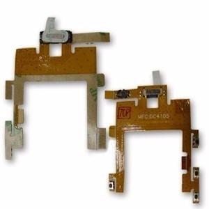 Motorola V3 flex pásek reproduktor + boční tlačítka - ST