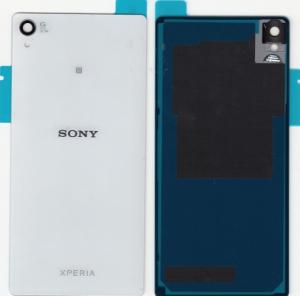 Kryt baterie Sony Xperia Z3 D6603 + lepítka bílá