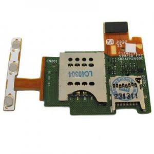 Sony Xperia J ST26i flex SIM / MSD card reader