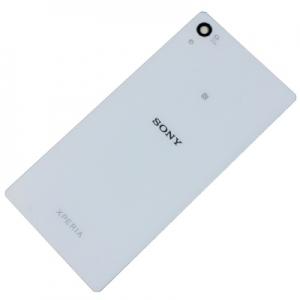 Kryt baterie Sony Xperia Z2 D6503 + lepítka bílá