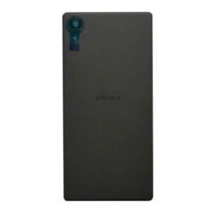 Kryt baterie Sony Xperia X F5121 + lepítka černá