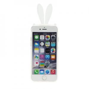 Pouzdro 3D Case Huawei P8 LITE Uši transparentní