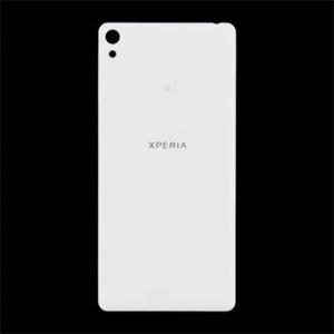 Kryt baterie Sony Xperia E5 F3311 - bez NFC bílá