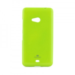 Pouzdro MERCURY Jelly Case Huawei MATE 10 Lite limetka
