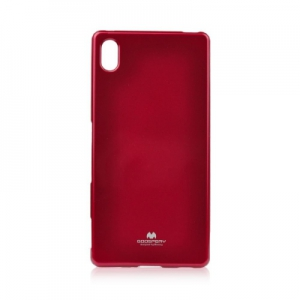 Pouzdro MERCURY Jelly Case Samsung A510 Galaxy A5 (2016) červená