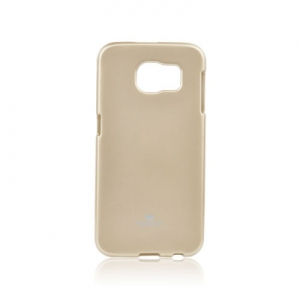 Pouzdro MERCURY Jelly Case Samsung A510 Galaxy A5 (2016) zlatá
