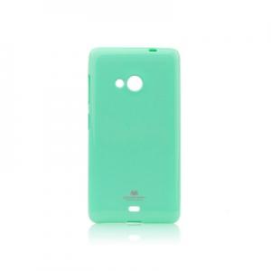 Pouzdro MERCURY Jelly Case iPhone 7 PLUS, 8 PLUS (5,5) mint