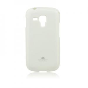 Pouzdro MERCURY Jelly Case iPhone X, XS (5,8) bílá