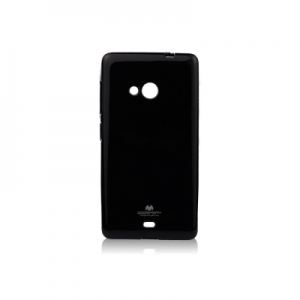 Pouzdro MERCURY Jelly Case Nokia 8 černá