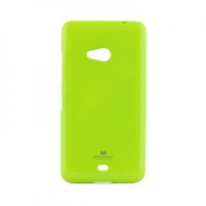 Pouzdro MERCURY Jelly Case LG K8 K350 limetka