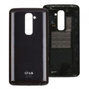 LG G2 D802 kryt baterie - bez NFC originál černá