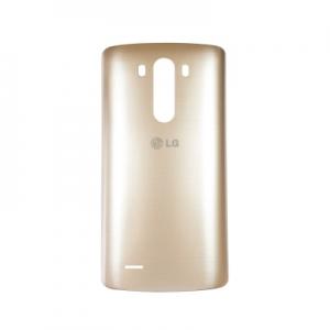 LG G3 D855 kryt baterie originál zlatá
