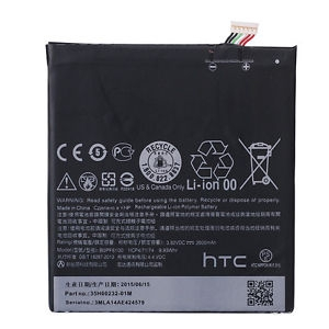 Baterie HTC B0PF6100 2600mAh Li-ion (Bulk) - Desire 820