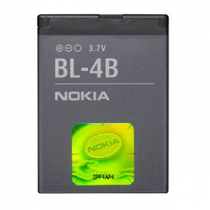 Baterie Nokia BL-4B 700mAh Li-ion (Bulk) - 6111, 5000, 2630