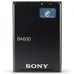 Baterie Sony BA600 1290mAh Li-ion (Bulk) - Xperia U
