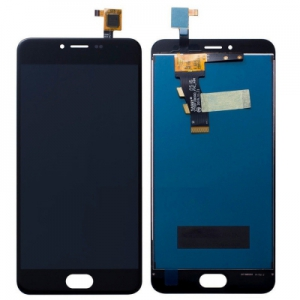 Dotyková deska MEIZU M3 + LCD černá