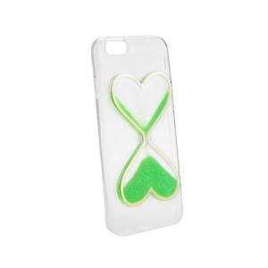 Pouzdro Back Case QUICKSAND iPhone 6, 6S 4,7 zelená