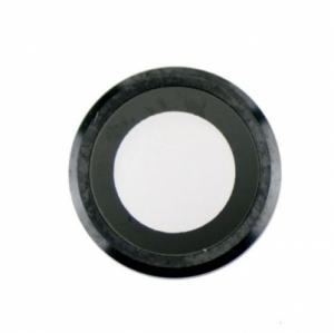 Sklíčko zadní kamery iPhone 6, 6S 4,7 + rámeček černá