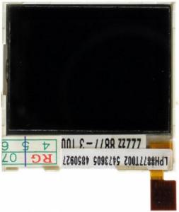 LCD displej Nokia 6101, 6103 malý, 6170.