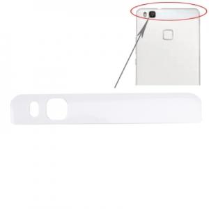 Sklíčko zadní kamery Huawei P9 LITE bílá (pouze kryt, bez skla kamery)