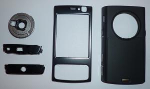 Kryt Nokia N95 bez klávesnice barva černá