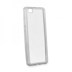 Pouzdro Jelly Case ELECTRO RING Huawei P9 Lite - stříbrná