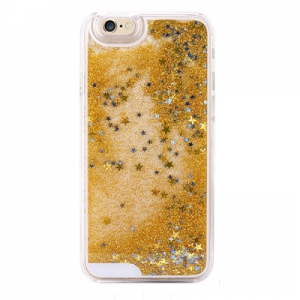 Pouzdro Water Case Samsung A510 Galaxy A5 (2016) Stars zlatá