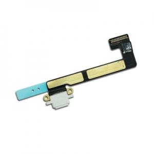 Flex iPad mini 2, mini 3 nabíjecí konektor bílá
