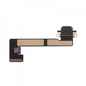 Flex iPad mini 2, mini 3 nabíjecí konektor černá