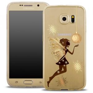 Pouzdro Back Case FASHION Samsung A310 Galaxy A3 (2016) transparentní - víla