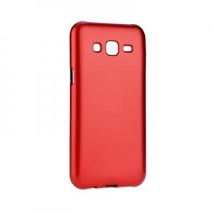 Pouzdro Jelly Case MAT Samsung A320 Galaxy A3 (2017) červená