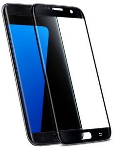 Tvrzené sklo FULL FACE Samsung G930 Galaxy S7 černá