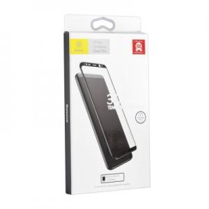 Tvrzené sklo 9H Samsung G950 Galaxy S8 BASEUS 3D ARC  FULL FACE zlatá