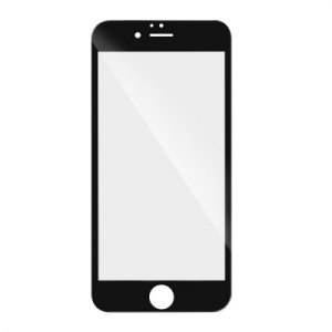 Tvrzené sklo 3D FULL GLUE iPhone 7 PLUS, 8 PLUS (5,5) černá