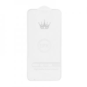 Tvrzené sklo 5D FULL GLUE iPhone 6, 6S (4,7) transparentní